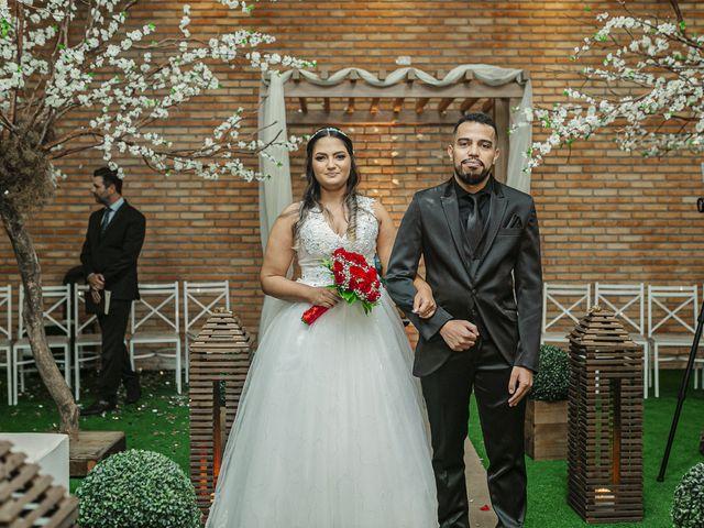 O casamento de Hilquias e Quezia em Osasco, São Paulo 39