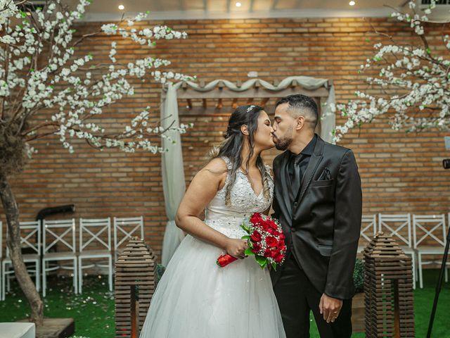 O casamento de Hilquias e Quezia em Osasco, São Paulo 40