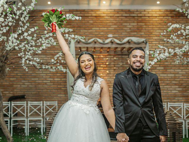 O casamento de Hilquias e Quezia em Osasco, São Paulo 1