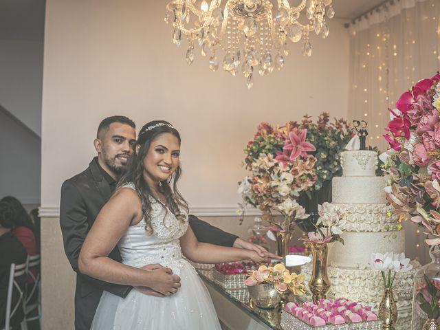 O casamento de Hilquias e Quezia em Osasco, São Paulo 50