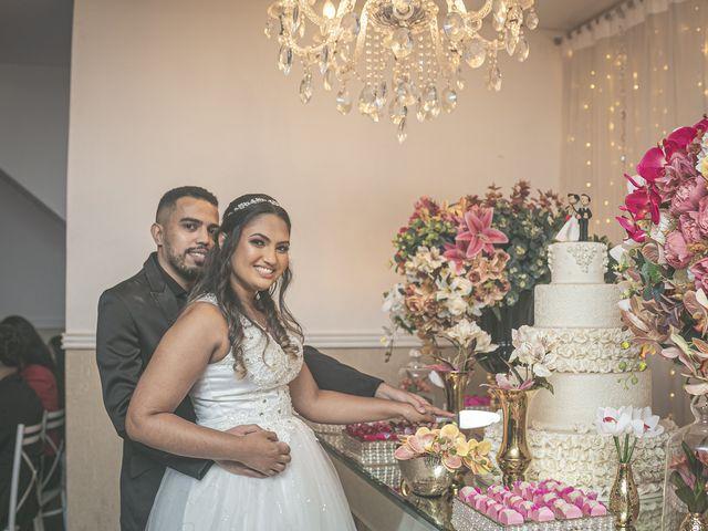 O casamento de Hilquias e Quezia em Osasco, São Paulo 2