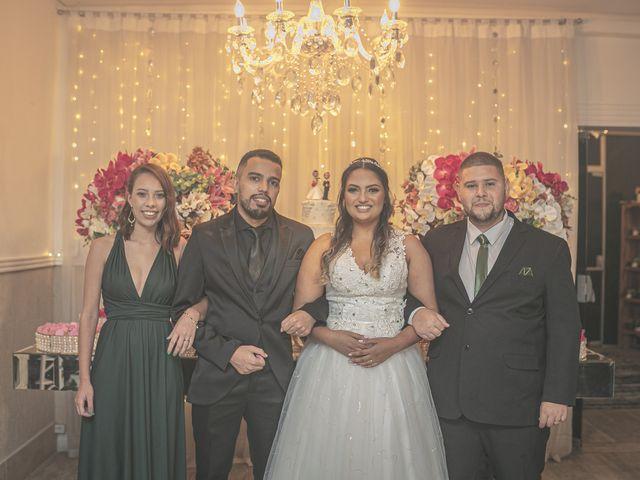 O casamento de Hilquias e Quezia em Osasco, São Paulo 53