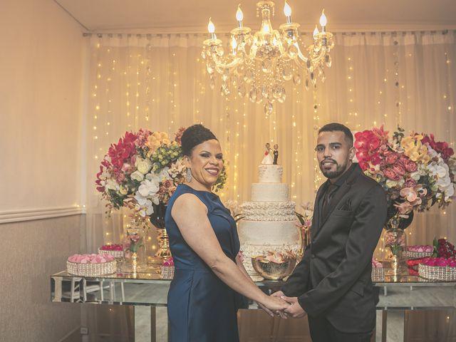 O casamento de Hilquias e Quezia em Osasco, São Paulo 56