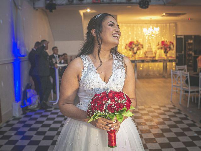 O casamento de Hilquias e Quezia em Osasco, São Paulo 59