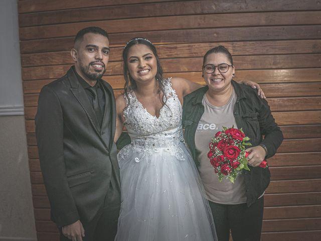 O casamento de Hilquias e Quezia em Osasco, São Paulo 60