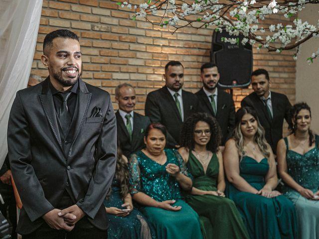 O casamento de Hilquias e Quezia em Osasco, São Paulo 70