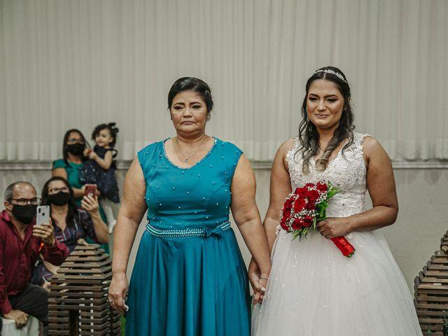O casamento de Hilquias e Quezia em Osasco, São Paulo 71