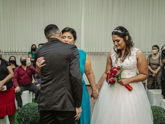 O casamento de Hilquias e Quezia em Osasco, São Paulo 72