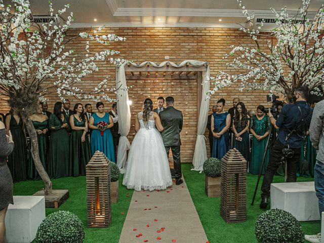 O casamento de Hilquias e Quezia em Osasco, São Paulo 74