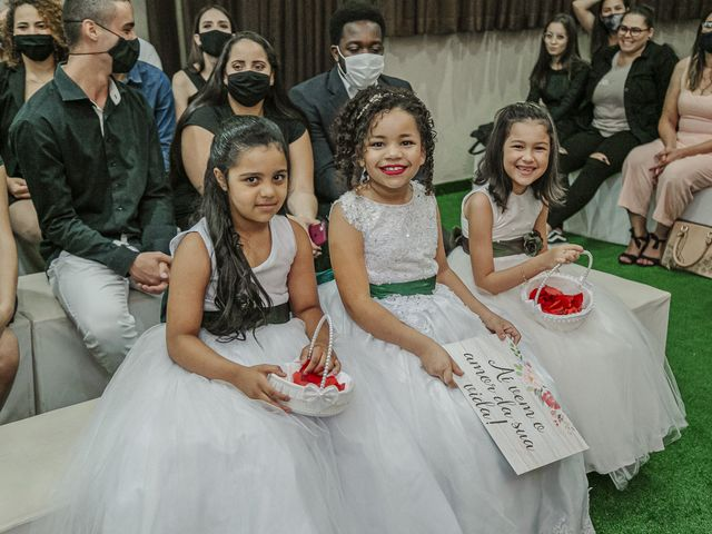 O casamento de Hilquias e Quezia em Osasco, São Paulo 76