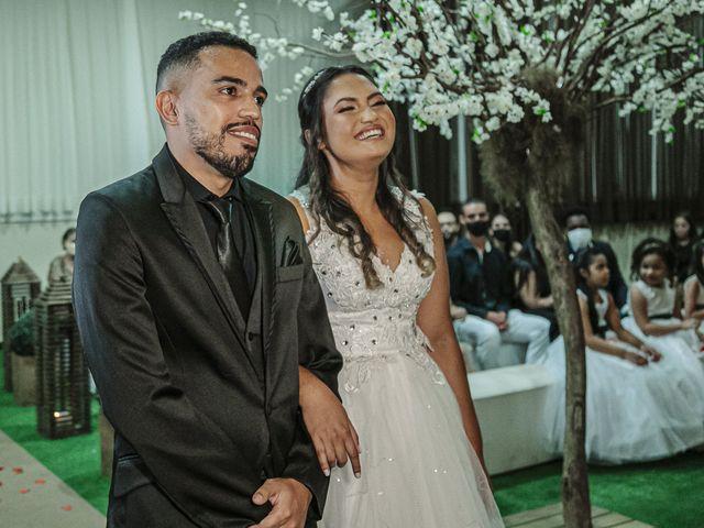 O casamento de Hilquias e Quezia em Osasco, São Paulo 77