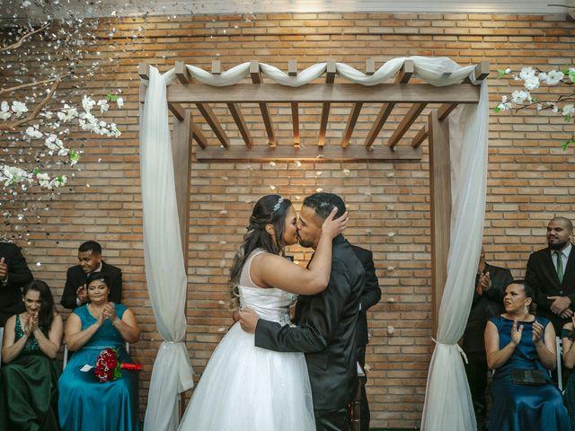 O casamento de Hilquias e Quezia em Osasco, São Paulo 80