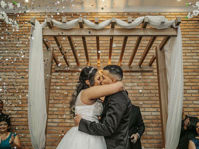 O casamento de Hilquias e Quezia em Osasco, São Paulo 81