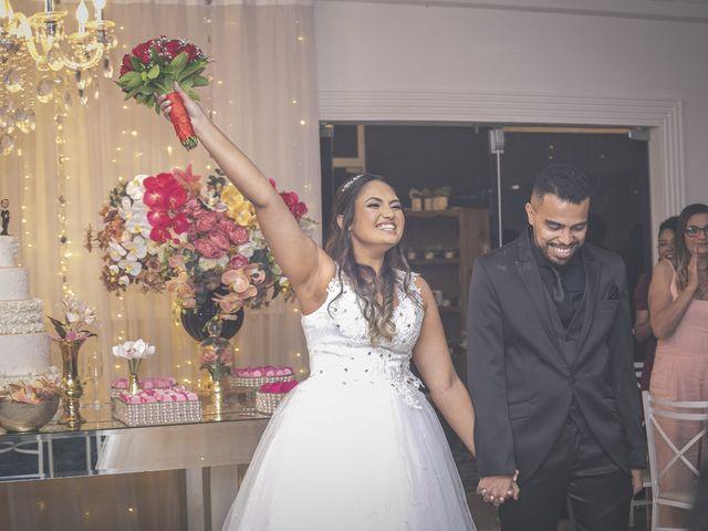 O casamento de Hilquias e Quezia em Osasco, São Paulo 83