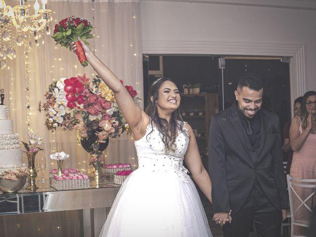 O casamento de Hilquias e Quezia em Osasco, São Paulo 84