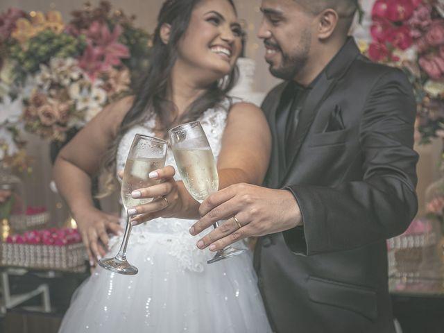 O casamento de Hilquias e Quezia em Osasco, São Paulo 86