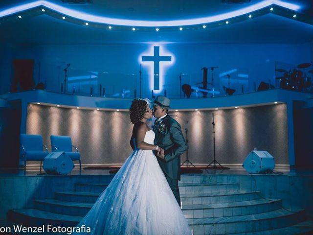 O casamento de Siméia  e Pedro