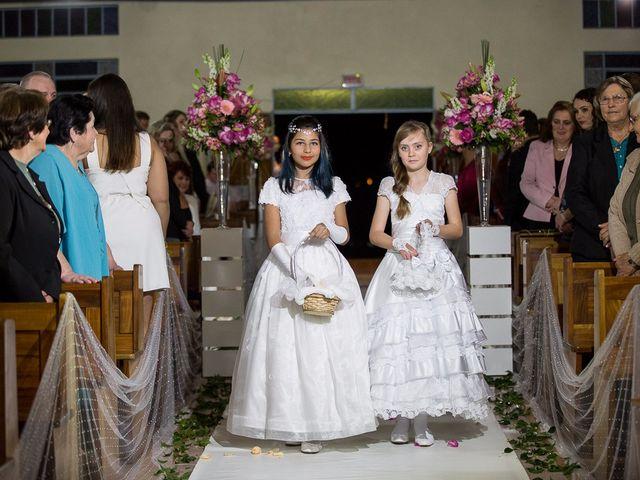 O casamento de Denis e Elisângela em Aurora, Santa Catarina 8