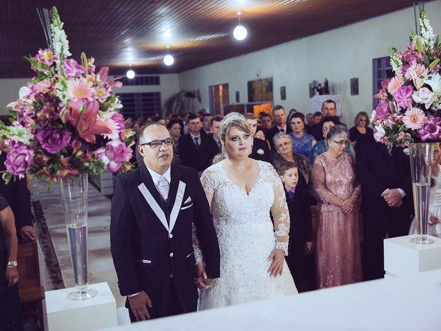 O casamento de Denis e Elisângela em Aurora, Santa Catarina 12