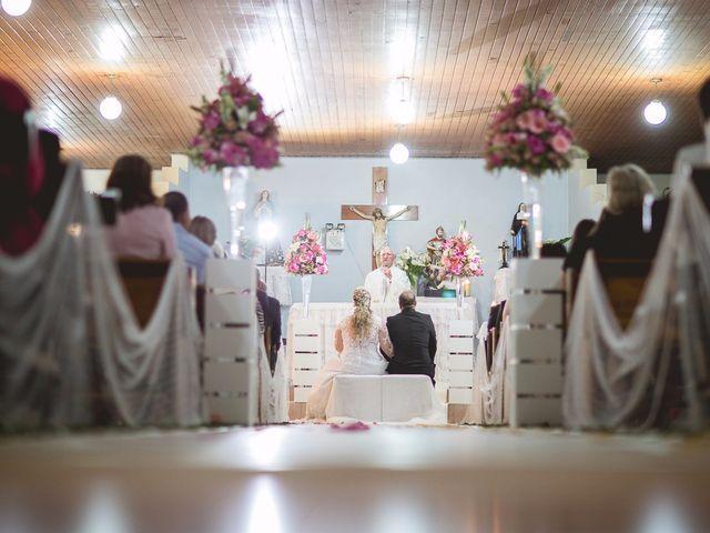 O casamento de Denis e Elisângela em Aurora, Santa Catarina 14