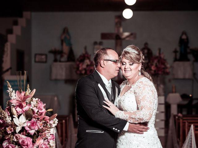 O casamento de Denis e Elisângela em Aurora, Santa Catarina 1