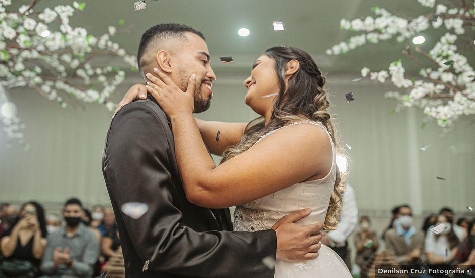 O casamento de Hilquias e Quezia em Osasco, São Paulo