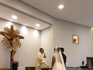O casamento de Izabela e Thiangre  3