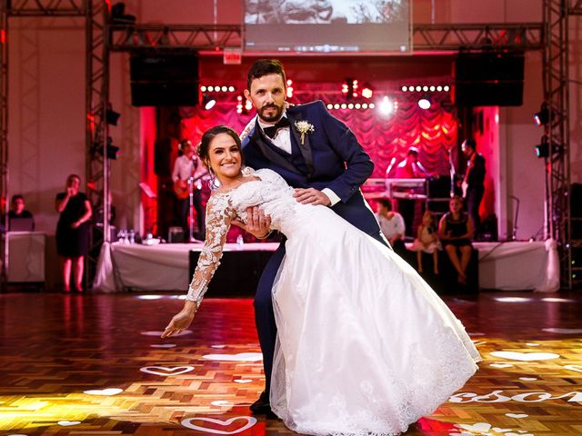 O casamento de Luana e Jackson