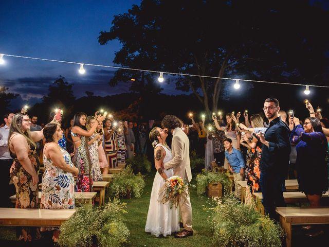 O casamento de Nicole e Luiz Filippe