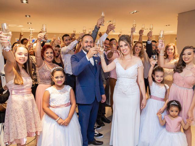 O casamento de Andreia e Nilson