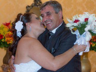 O casamento de Gleice e Cleveland