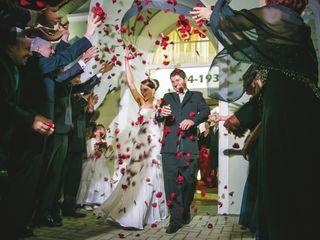 O casamento de Chaylene e Laerte