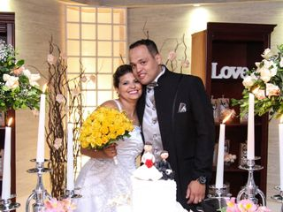 O casamento de Beatriz  e Gilmar  1