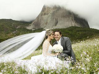 O casamento de Ingred e Luciano