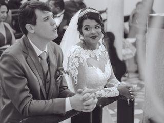 O casamento de Christiane e Lennon