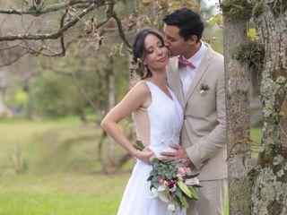 O casamento de Jaqueline e Roddy