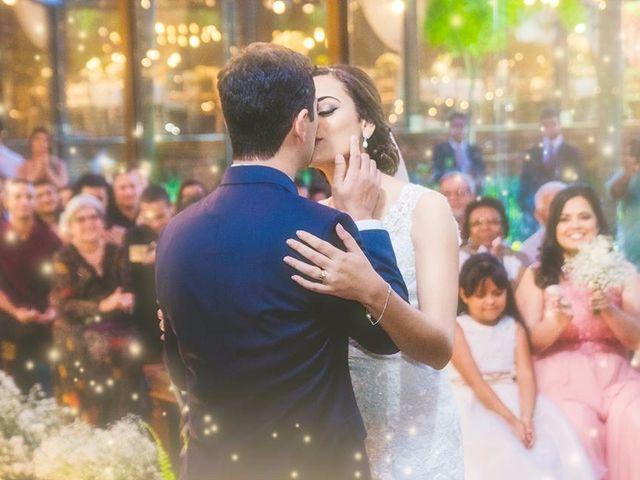 O casamento de Camila e Daniel