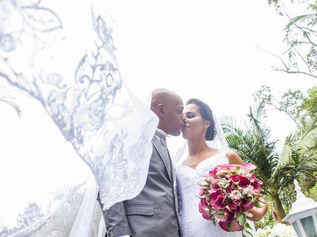 O casamento de Camila e Eduardo