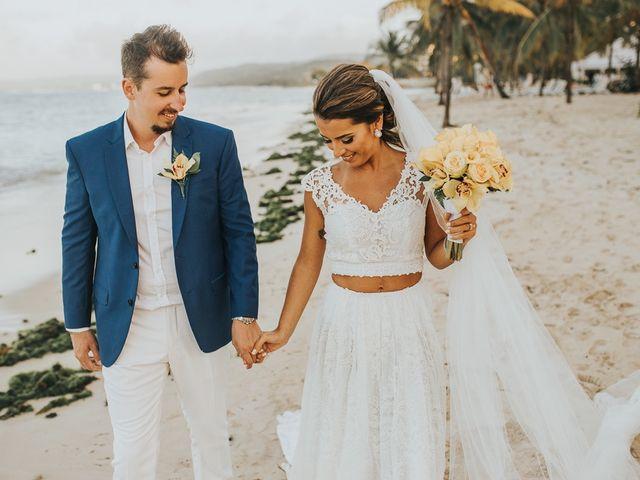 O casamento de Gegê e Kalo