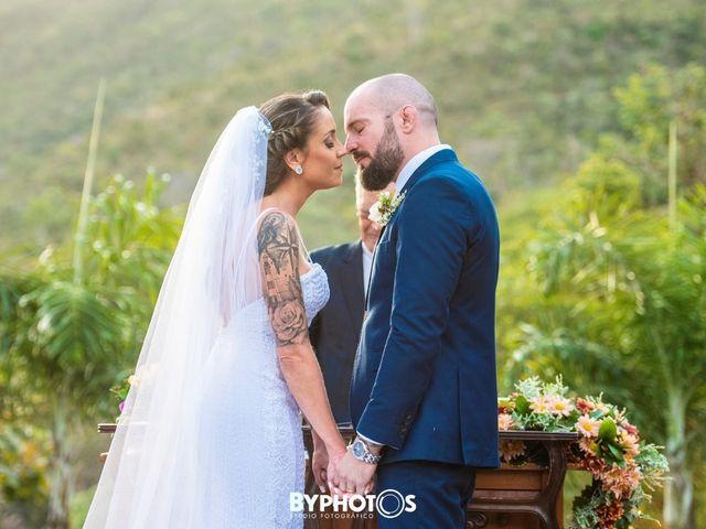 O casamento de Marcelo e Adriana em Pirenópolis, Goiás 9