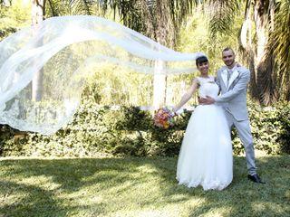 O casamento de Ariane e Douglas