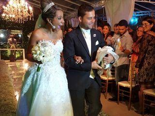O casamento de Bruna e Felipe 1