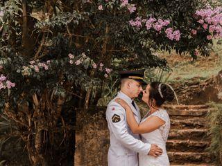 O casamento de Mayara e Ramon