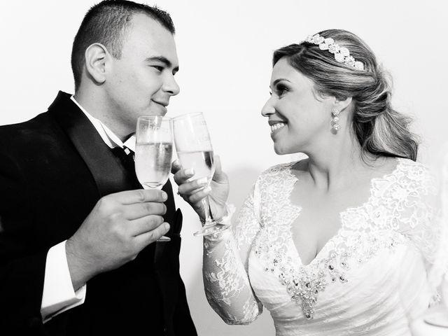 O casamento de Fabiana e Rafael