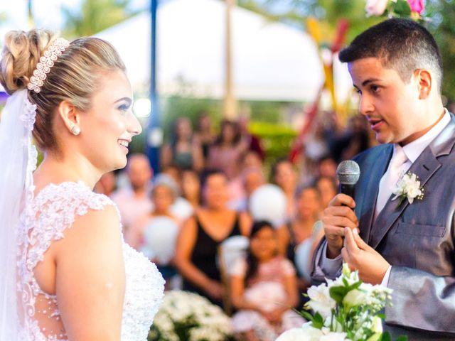 O casamento de Lucélia e Vitor Hugo