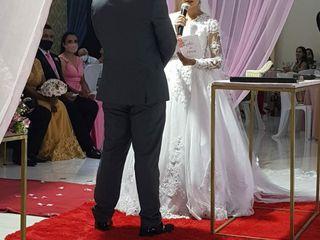 O casamento de Sara e Marcos  1
