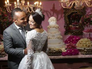 O casamento de Sara e Marcos