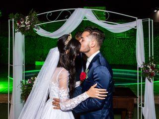 O casamento de Charles e Lhaís 1
