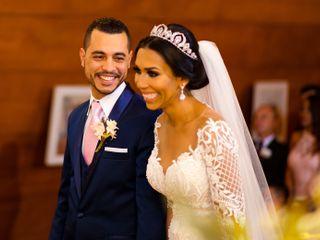 O casamento de Daniela e Anderson