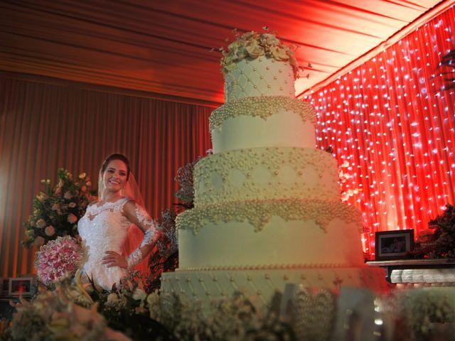 O casamento de Pamela e Flavio